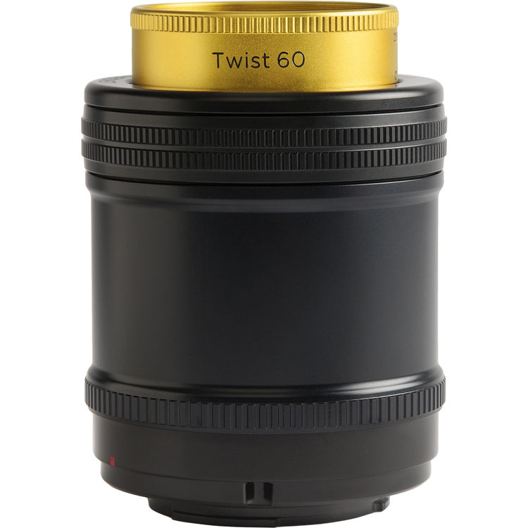 Lensbaby Twist 60 Optic with Straight Body