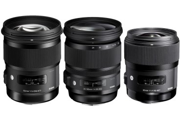 Sigma A-Mount Lens Guide