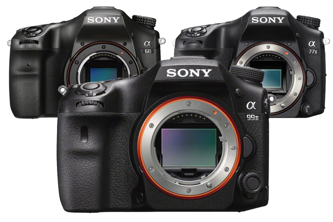 sony dslr camera guide