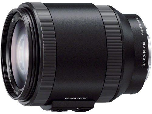Sony E Powerzoom 18-200mm f/3.5-6.3 OSS Lens