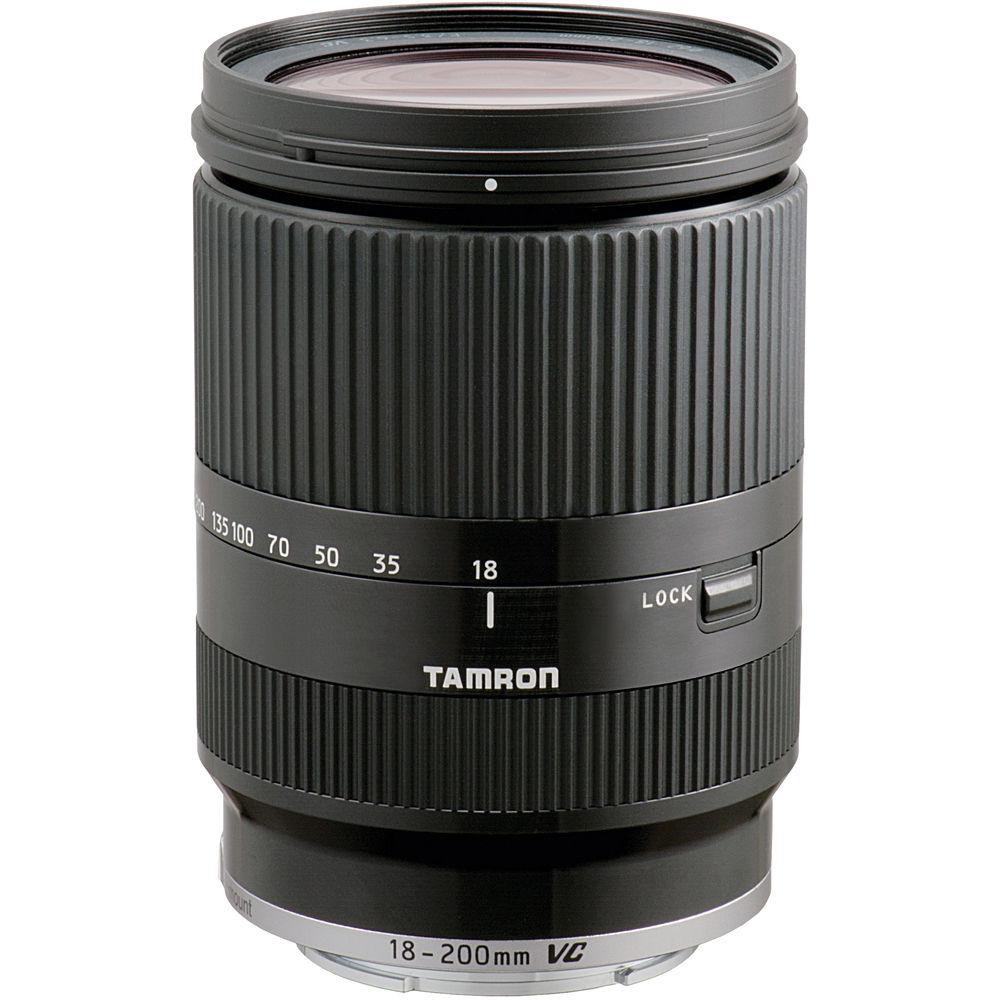 Tamron 18-200mm F/3.5-6.3 Di III VC Lens
