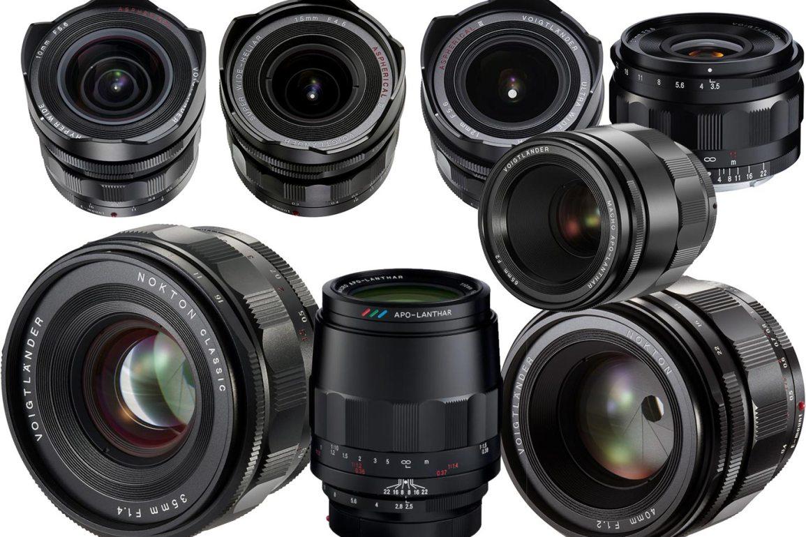 Voigtlander E-Mount Lens Guide