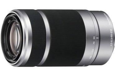 Sony E 55-210mm f/4.5-6.3 OSS Lens
