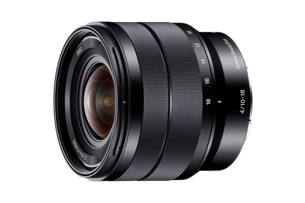 Sony E-Mount 10-18mm f/4 OSS Lens review