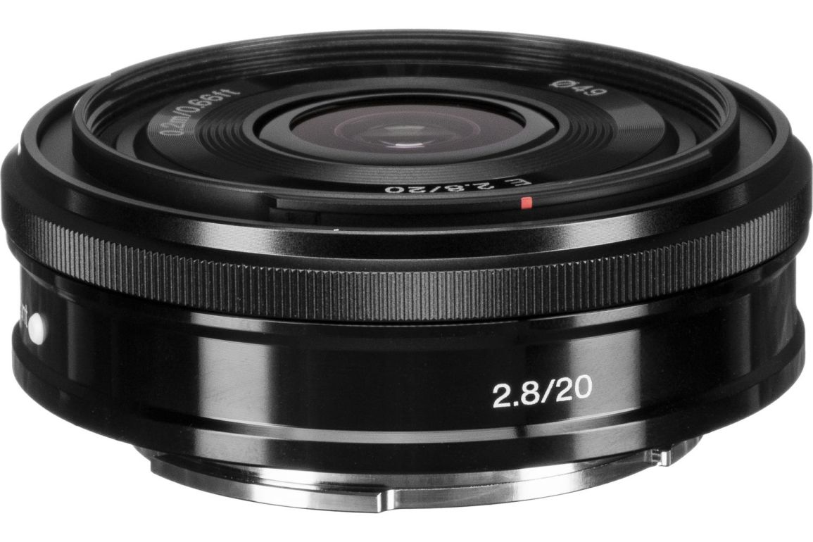 Sony E 20mm f/2.8 Lens Review