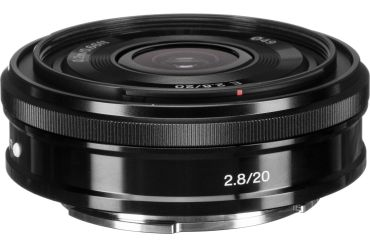 Sony E 20mm f/2.8 Lens Review