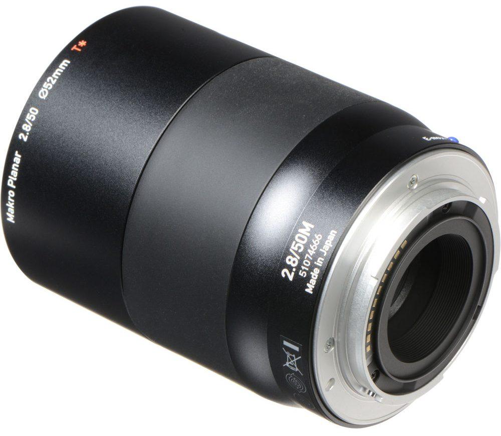 ZEISS Touit 50mm f/2.8 Macro Lens
