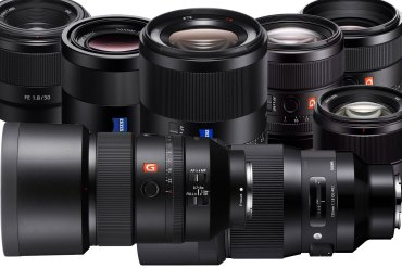 The Best Sony Prime Portrait Lens Options