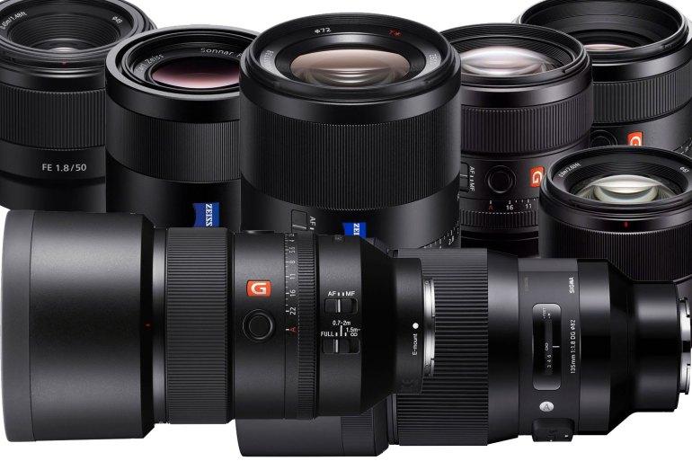 The Best Sony Prime Portrait Lens Options
