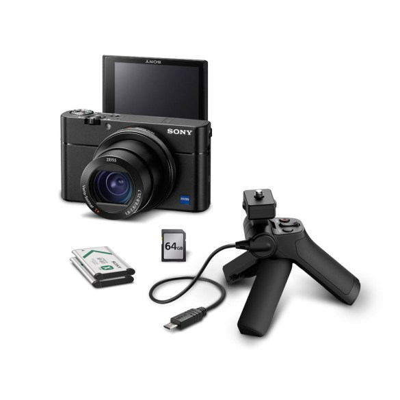 Sony Launches RX100 III Video Creator Kit