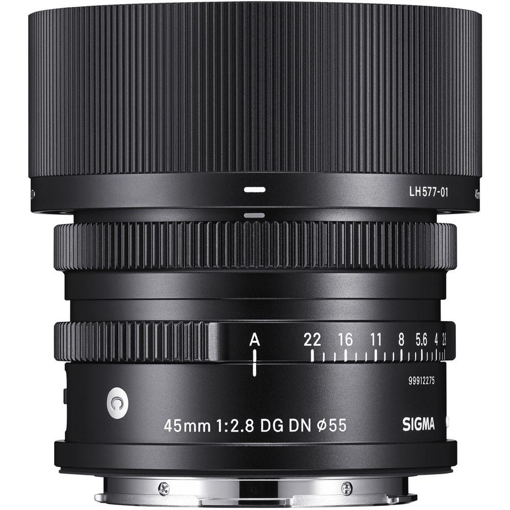 Sigma 45mm f/2.8 DG DN Lens