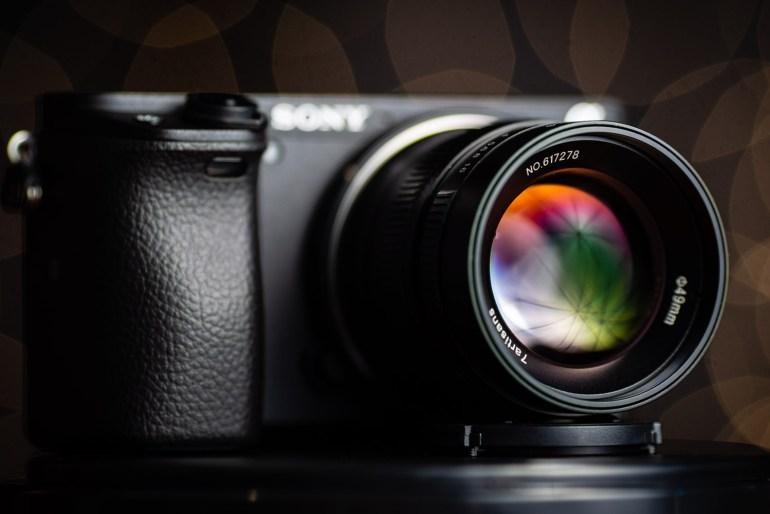 7artisains 55mm f/1.4 Lens
