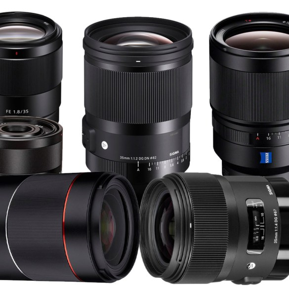 Best Sony 35mm Lens