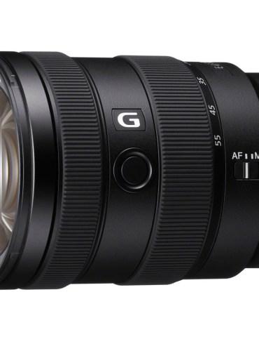 Sony E 16-55mm f/2.8 G Lens Reviews