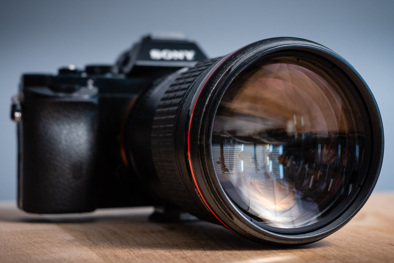 Sony A7r w/ Canon EF 135mm f/2 L Lens