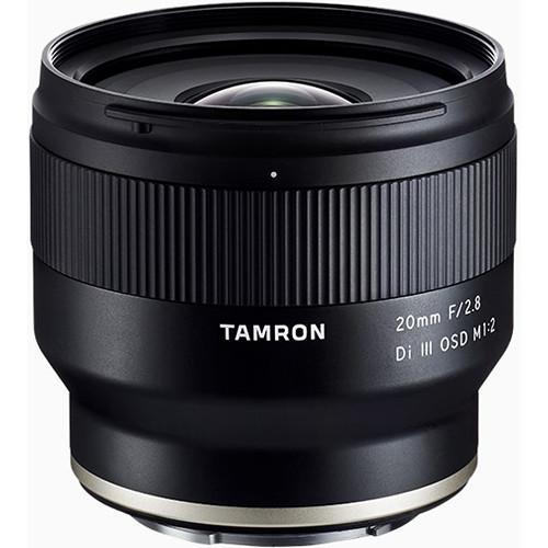 Tamron 20mm f/2.8 Di III OSD M 1:2 Lens