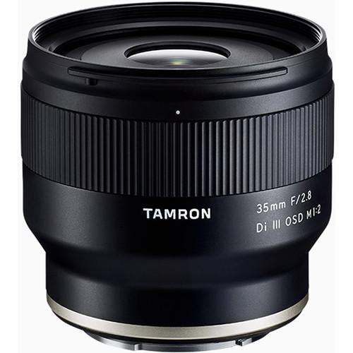 Tamron 35mm f/2.8 Di III OSD M 1:2 Lens