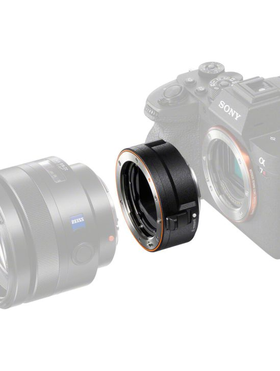 Sony LA-EA5 Electronic Lens Adapter