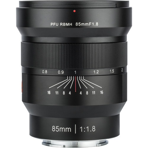 Viltrox PFU RBMH 85mm f/1.8 Lens