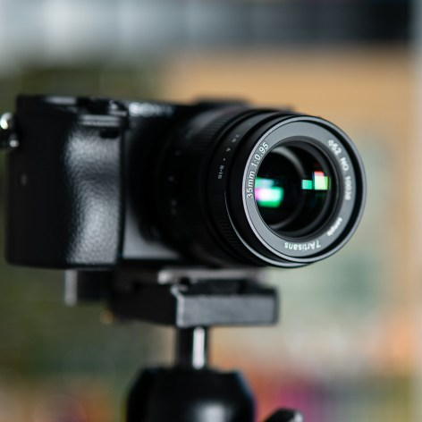 7Artisans 35mm f/0.95 Lens - Lab Testing
