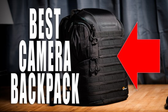 Best Do Everything Camera Backpack - Lowepro 450 AW II Review