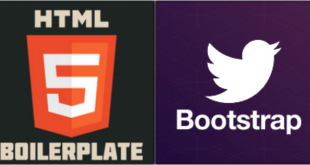 HTML5 Boilerplate and Twitter Bootstrap