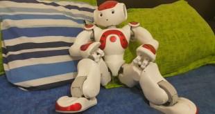 Leo the Robot teaches me Multiplication