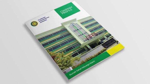 Jasa Pembuatan Desain Company Profile Rumah Sakit