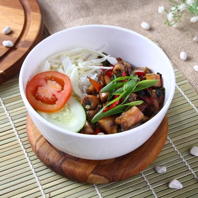 Jasa Foto Produk Makanan Kafe Dontea (Rice Bowl 2)
