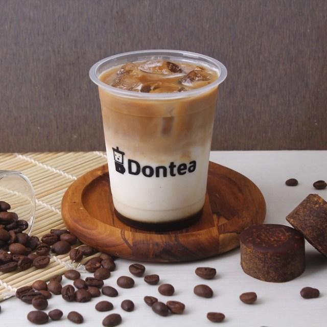Jasa Fotografi Makanan Kafe Dontea (Es Kopi)