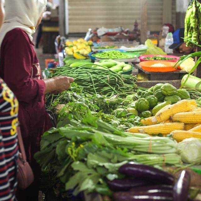 Jasa Foto Tempat Wisata – Pasar Besar di Kota Malang