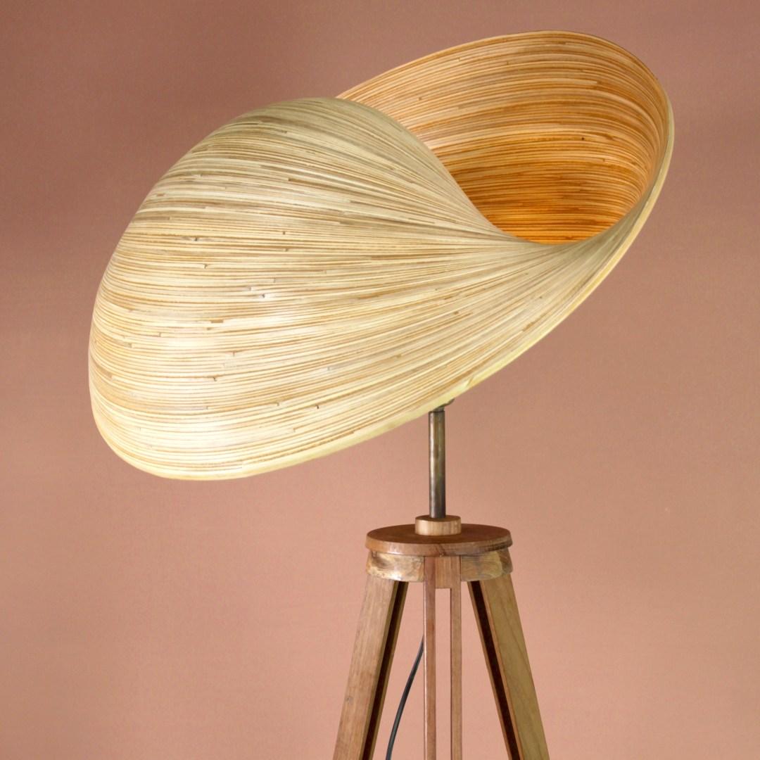 Kirana Lamp 60 Sooka Bamusa Bamboo Design