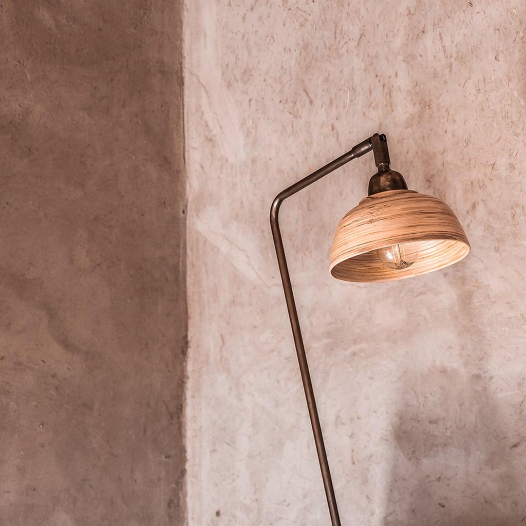 Sooka Interior Kirana 14 Lamp Bamboo Design