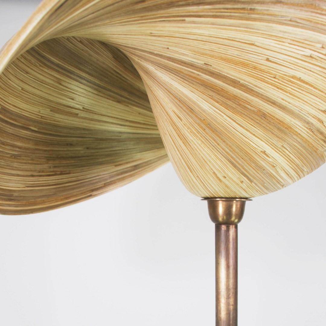 Kirana Lamp 50 Sooka Bamusa Bamboo Design