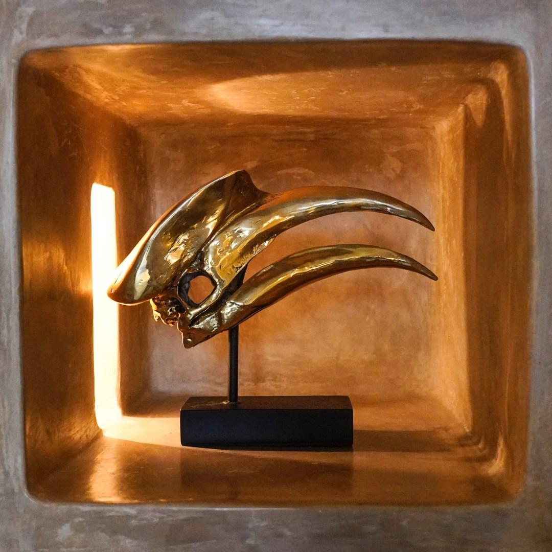 Bronze Hornbill Sooka Interior