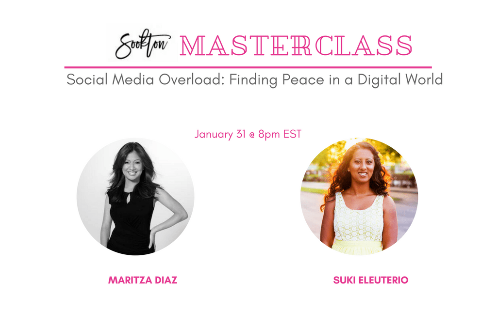 Masterclass: Social Media Overload and How to Find Peace in a Digital World