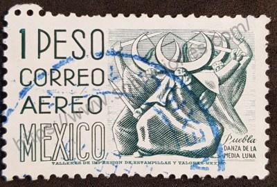 Danza de la media luna Puebla - México
