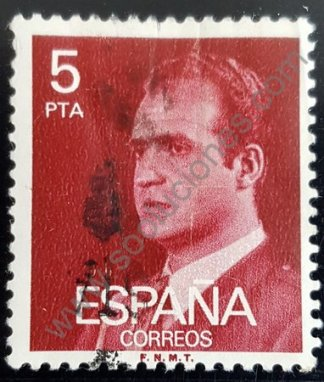 Sello de España 1983 Rey Juan Carlos I