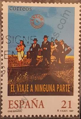 """Film """"El viaje a ninguna parte"""" - sello España 1997"""