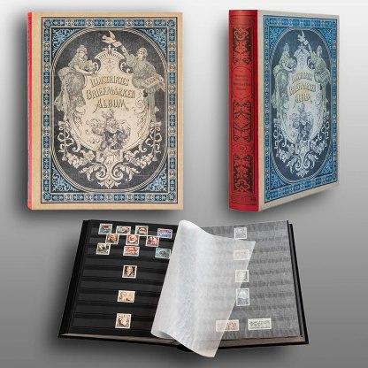 Clasificador de sellos Nostalgia 60 páginas