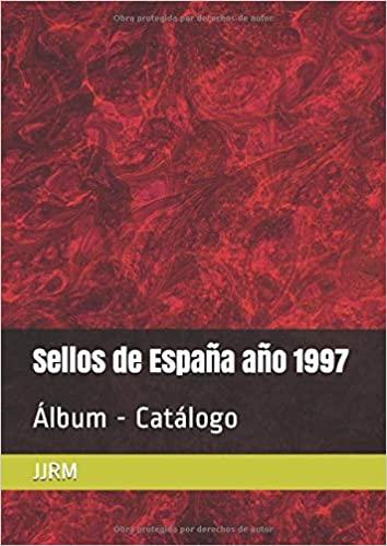 Álbum Catálogo Sellos España 1997