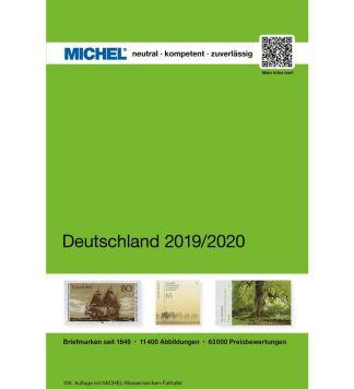 Catálogo Michel Alemania 2019-2020 (Alemán)