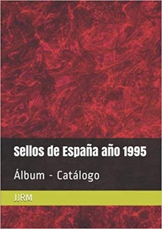 Álbum Catálogo de Sellos España 1995