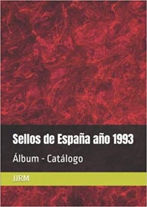 Álbum Catálogo de Sellos España 1993