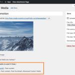BEA Media Analytics : trouver où et comment sont utilisées les images de votre bibliothèqe média WordPress