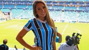 Grémio pode não jogar a final no seu estádio por causa desta menina. Insólito...