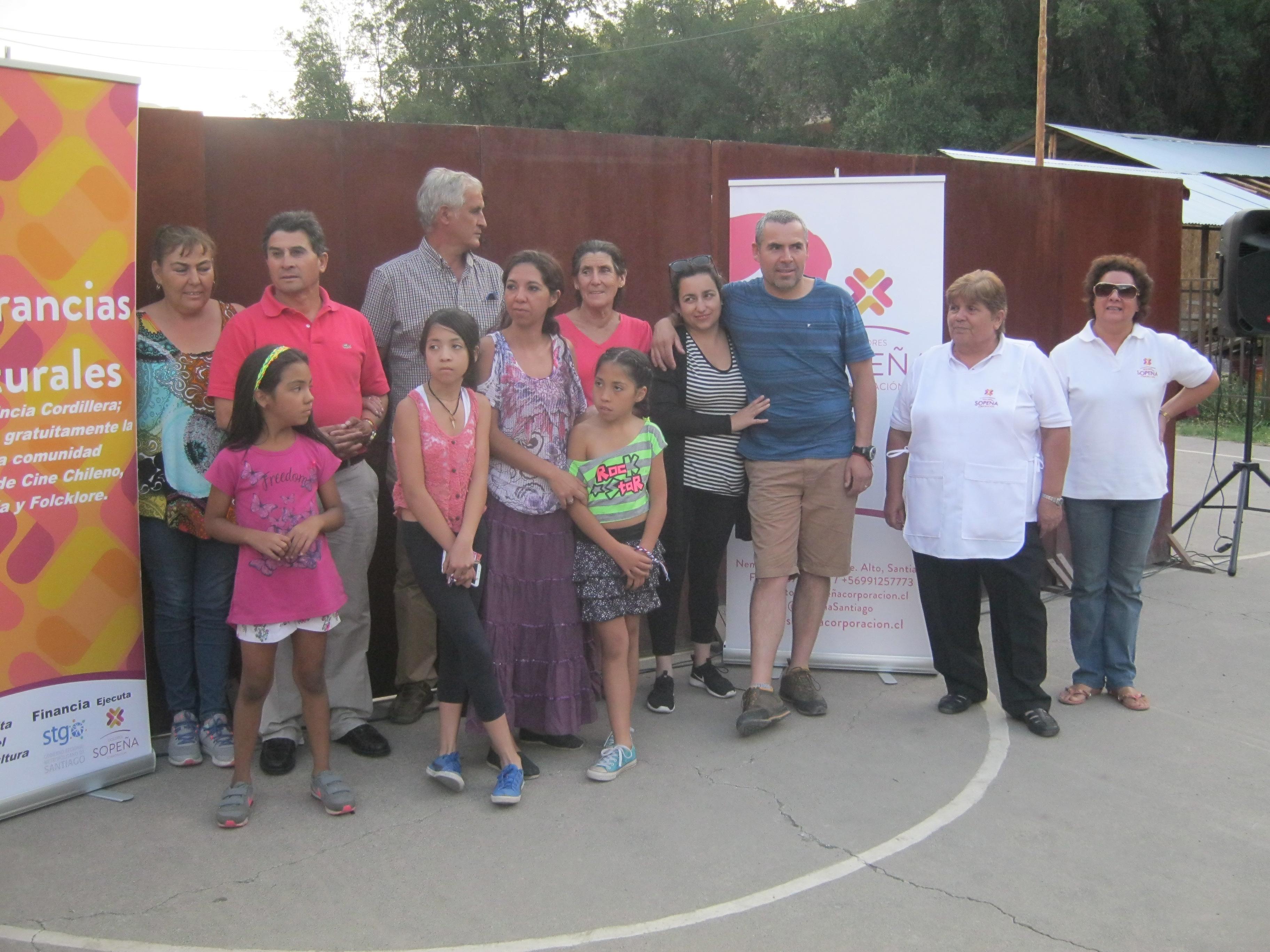 Itinerancia y Pertenencia Cultural  presentó sus actividades