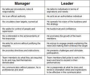 boss vs leader 11