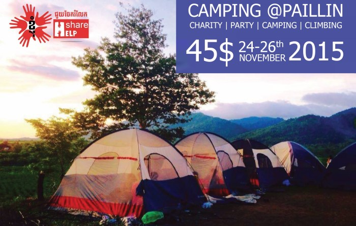 Camping @Paillin