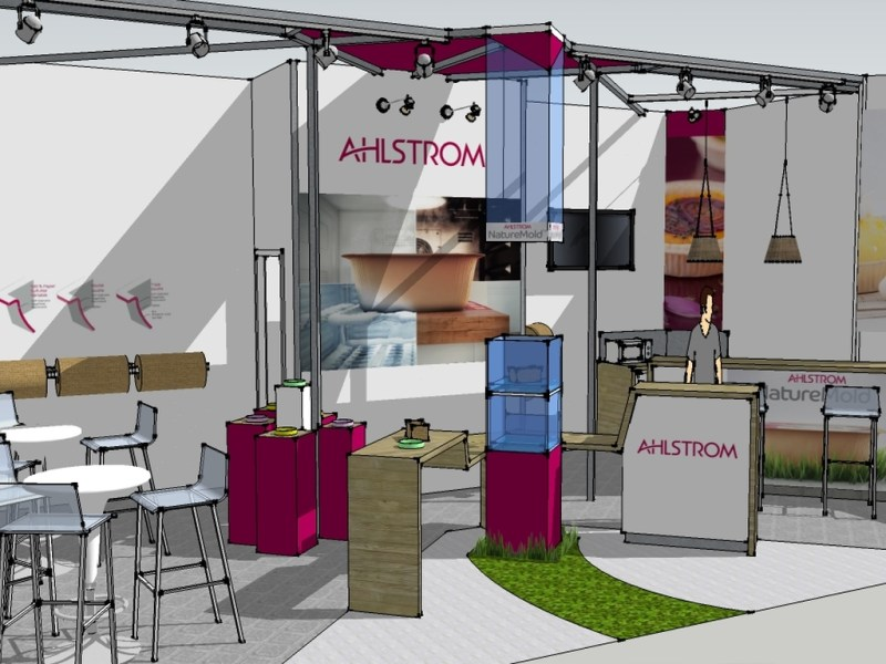 Stand Ahlstrom